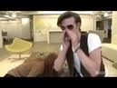 Matt Smith Karen Gillan Re-Create the Dr Who Intro!