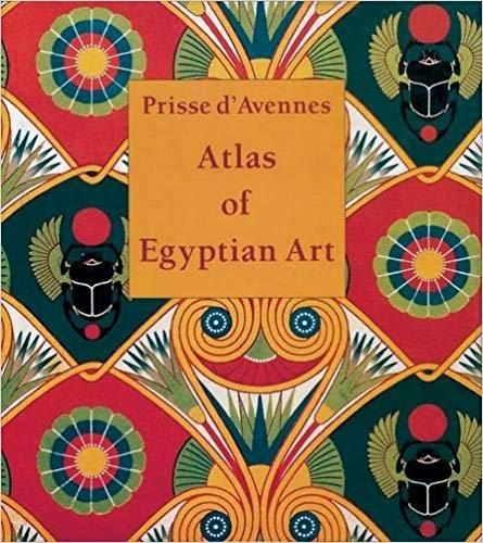 Atlas of Egyptian Art by Prisse d-Avennes