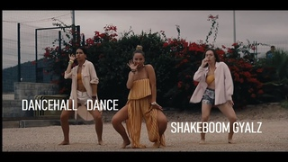 """Richie Campbell-""""Anyhow""""  Dancehall dance """