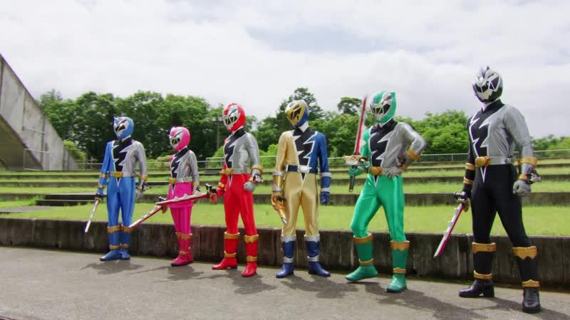 Dinoknight Sentai Ryusoulger 22 RAW