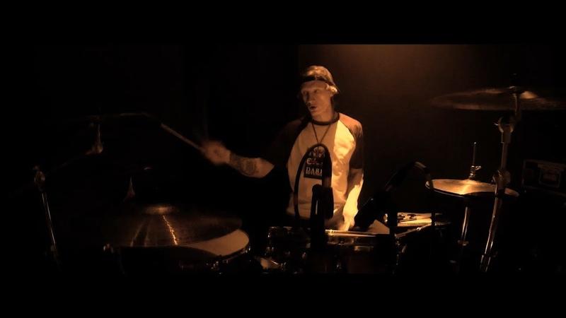 Dmitry Kargin - Dark Revenge - Evolution X2 (Drum Cam)