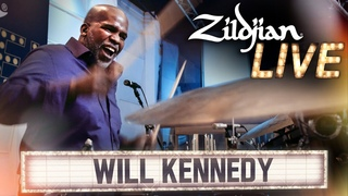 Zildjian LIVE! - Will Kennedy