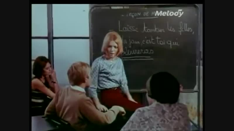 France Gall Laisse tomber les filles 1964 HD Tele Melody