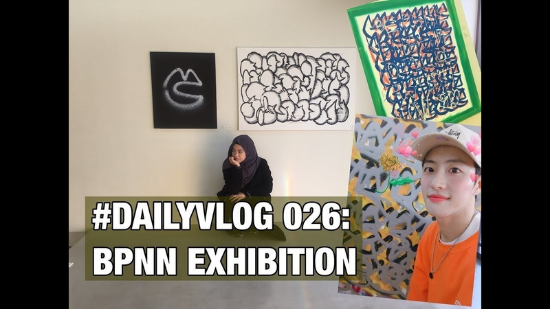 [FANVIDEO] Влог - Выставка FEELDOG'а SPEAK OUT BPNN