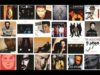 RB/Soul 90's, 80's Slow Jams (Part 1) Feat. Babyface, Nelson Lee, Alexander O'Neal, Boyz II Men
