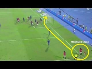 Gol olímpico de Salah vs Reino de Suazilândia