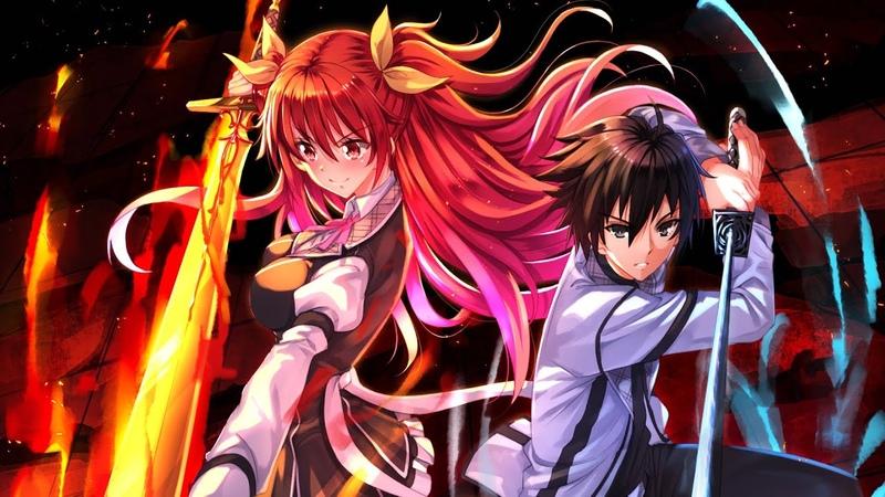 Лучший момент из Аниме - Доблесть рыцаря-неудачника / Rakudai Kishi no Cavalry.