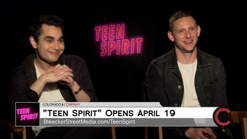 Teen Spirit with Max Minghella and Jamie Bell - April 10, 2019