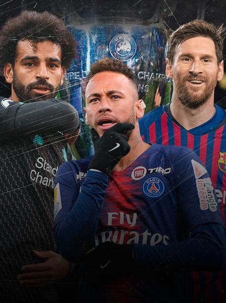"""""""Ливерпуль"""", """"Барселона"""" или """"ПСЖ""""? Кто возьмет кубок? Долгосрочные ставки на Лигу чемпионов"""