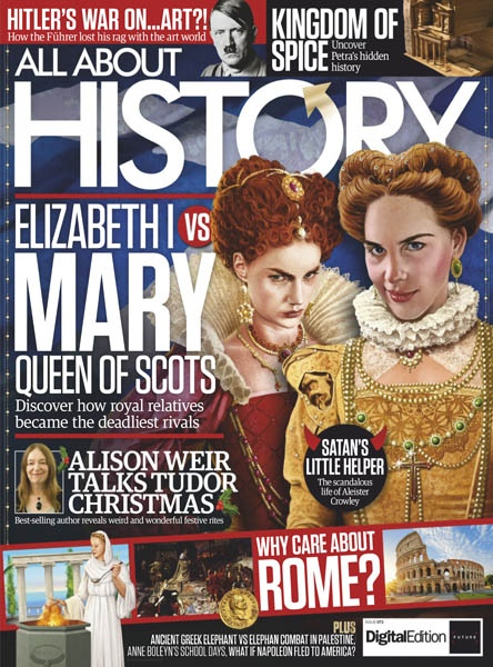 All About History Issue 72
