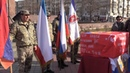 Домой, на Родину: в Крыму простились с погибшими в годы войны красноармейцами
