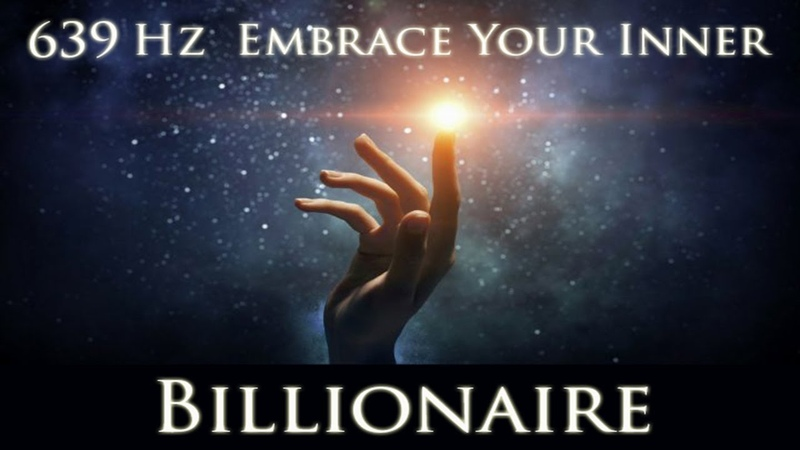 639 Hz Embrace Your Inner Billionaire Money Wealth and Abundance Simply Hypnotic