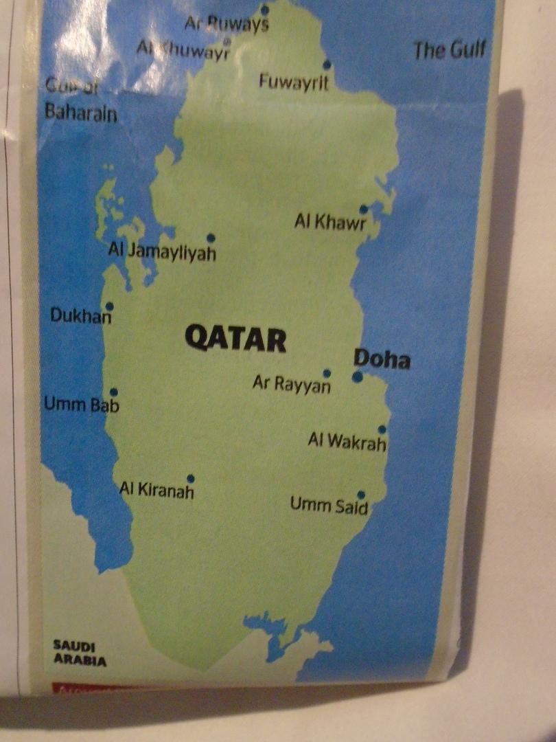 Футбол - он и в Катаре футбол.