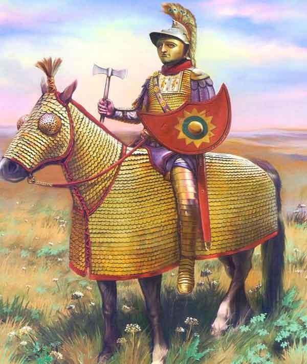 Кавалерист Рима