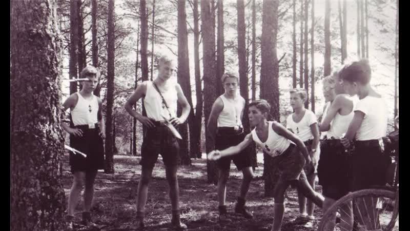 Jungvolk und Pimpfe Ausschnitt aus Geschichte der Hitlerjugend Teil 2