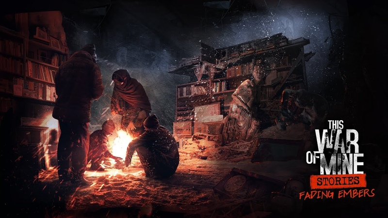 This War of Mine Stories (Orohalla) часть 3 - Финал The Last Broadcast, Fading Embers