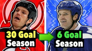 The Biggest One Year Wonders In NHL History