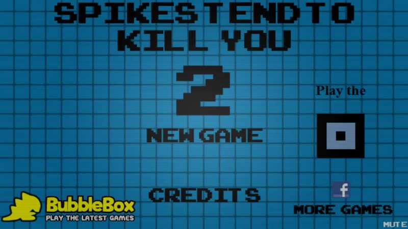 Spikes Tend to Kill You 2 Complete Walkthrough Level 1 31 mp4