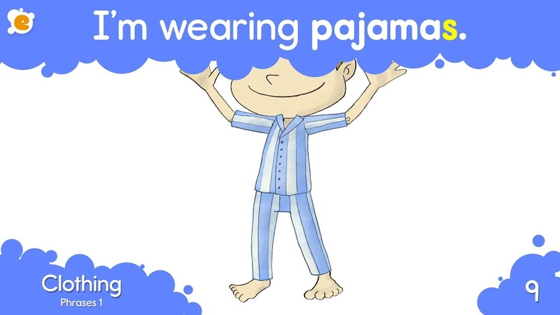 What Are You Wearing Clothing Chant for Kids 1