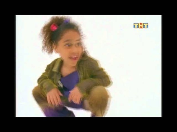 Заставка Мульт-Блока Никелодеон (ТНТ 2003)