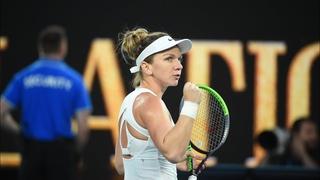 Simona Halep vs Harriet Dart Australian Open 2020 Highlights HD