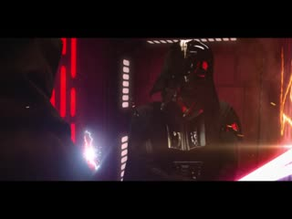 Star wars episode iv: a new hope   обновленная дуэль дарт вейдер против оби-ван кеноби