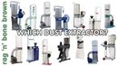 Choosing A New Dust Extractor For The Workshop