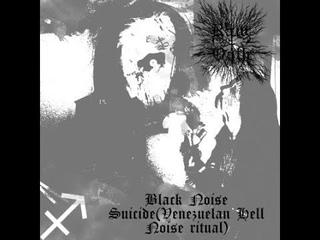 Raw oath Demo 03 Black noise suicide (Venezuelan hell noise ritual)