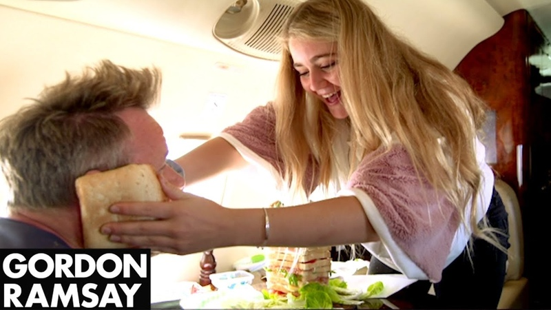 Tilly Turns Dad Gordon Into An Idiot Sandwich Matilda and the Ramsay Bunch Preview