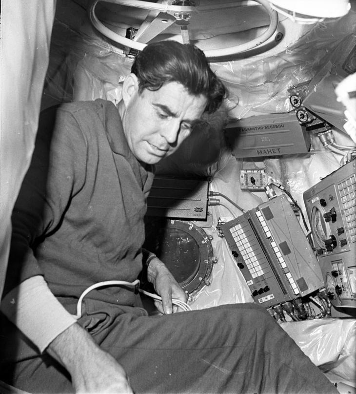 Космонавты-участники Великой Отечественной войны, изображение №13