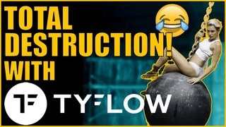 TyFlow Fracture Tutorial - Wood Dynamics VFX for 3DS Max (Allan McKay)