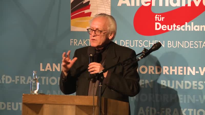 Weg in den Totalitarismus Martin Renner AfD Bürgerdialog in Dorsten 17 09 1080p 30fps H264 128kbit AAC