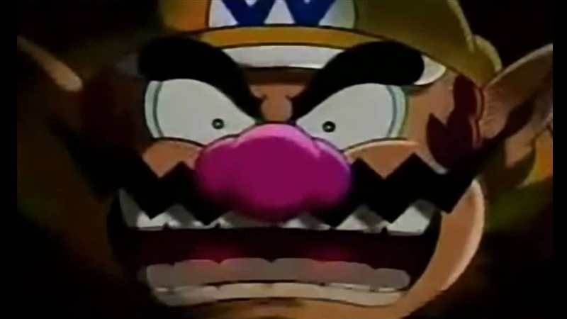 Wario Land 3 Japan Tv Commercial.