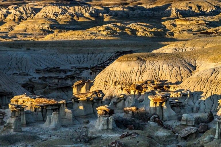 Интересные места нашей планеты страна геологических чудес Ах-Ши-Сле-Пах (Мексика), изображение №1