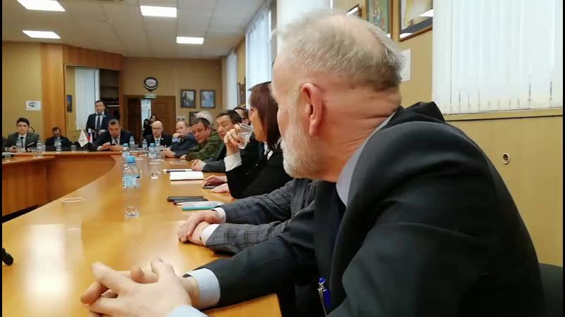 Осуждение послания В В Путина 2020г