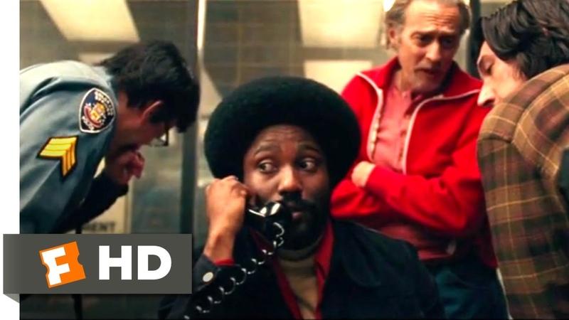 BlacKkKlansman (2018) - The Real Ron Stallworth Scene (910) | Movieclips