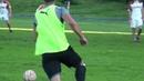 Товарищеская встреча по футболу между командами Гознак и Краснокамск