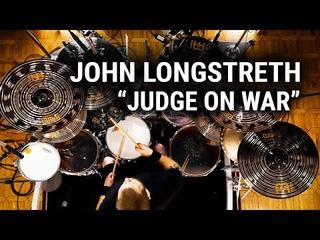 "Meinl Cymbals - John Longstreth - ""Judge On War"""