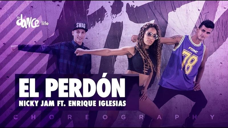 El Perdón - Nicky Jam ft. Enrique Iglesias | FitDance Life (Coreografía) Dance Video