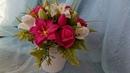Мыловарение / Яркий букет из лилий и роз
