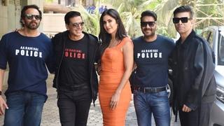 SOORYAVANSHI Trailer Launch    Akshay Kumar, Katrina Kaif, Ranveer Singh, Ajay Devgn   UNCUT