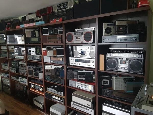 RETRO AUDIO z wizytą u pasjonata i kolekcjonera sprzętu UNITRA