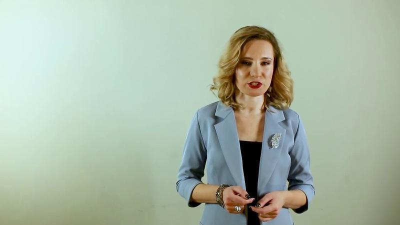 Maria M I C E видео визитка ведущей организатора