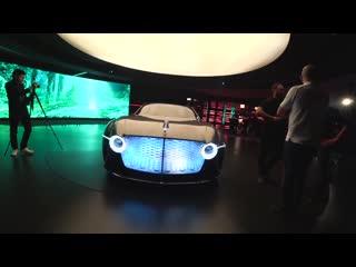 Bentley 2035 года на 1200 л.с.
