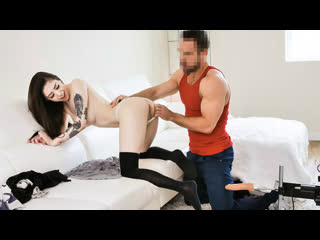Harlowe blue - a punishing pussy pound