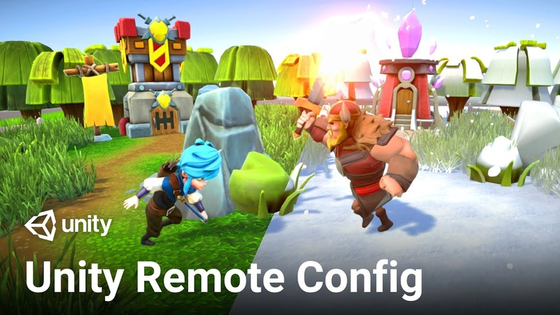 Updating your Unity Games with Remote Config! (Tutorial)