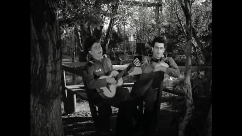 О ЧЕМ ШУМИТ РЕКА 1958 драма 720p