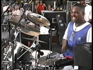 Russell Batiste, Papa Grows Funk-Muthafunk Y'all San Jose Jazz Festival