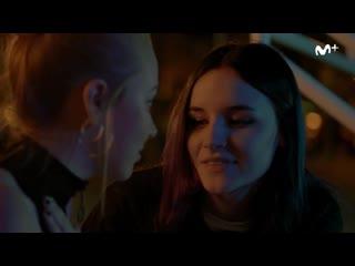 Sexual tension | cris & joana | ''skam espana''