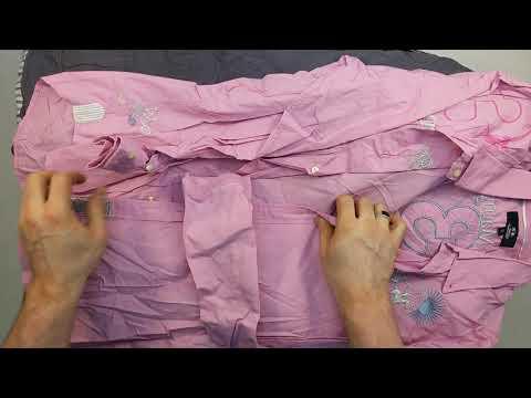 Extra Рубашки длин/рук Италия 2 пак